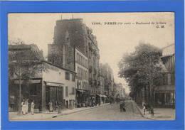 75 PARIS  - 13ème, Boulevard De La Gare - Arrondissement: 13