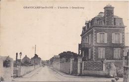 14 GRANDCAMP-LES-BAINS - L'Arrivée à Grandcamp - Francia