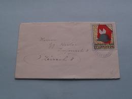 FELDPOST 26 - Aktivdienst 1939 > Zurich 8 ( Zie/voir Foto Voor/pour Détails ) Small Envelop ! - Military Post