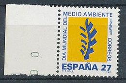 Espagne 1992  Journée Mondiale De L'environnement   Yvert 2807  Michel 3072 - 1991-00 Nuovi
