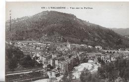 L'Escarène. Vue Dominante Vers Le Paillon. - L'Escarène