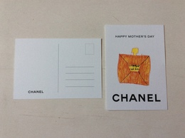 Carte Chanel Gabrielle  10x15cm - Cartas Perfumadas