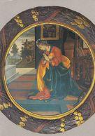 Cp , ITALIE , SAN GIMIGNANO, La Vergine Annunziata (Filippo Lippi) - Siena