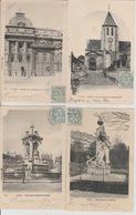 19 /5 / 89. - PARIS. EN. 1900 ! ! ! LOT  DE  31. CPA  SIMPLES  - Toutes Scanées - Postcards