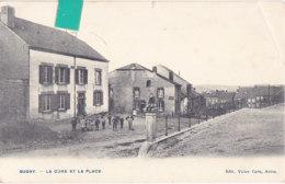 Val-  Belgique Cpa  SUGNY  Cure - Vresse-sur-Semois
