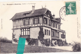 Val - 10 Aube  Cpa  ROSNAY-l'HOPITAL 814 - France