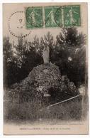 Prusly Sur Ource : Statue De Notre-Dame De Lourdes (Editeur Le Guyader, Chatillon Sur Seine) - Autres Communes