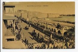 Tripoli - Jour De Fete, Rue De Azizia - Salah Be Gemba - Libye