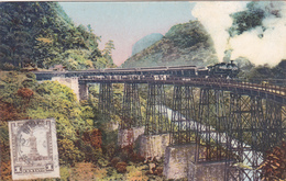 CPA Mexico / Mexique - Veracruz -  Puente De Metlac - Mexique
