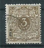 Timbre Allemagne 1880 - Allemagne