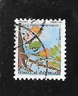 TIMBRE OBLITERE DU CONGO BRAZZA DE 2002 N+ MICHEL 1749 - Congo - Brazzaville