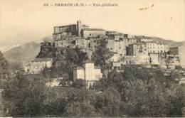06 - CARROS - VUE GENERALE - France