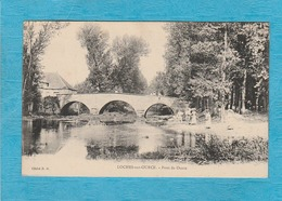 Loches-sur-Ource. - Pont De Ource. - Francia