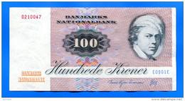 Danemark  100 Kroner 1972 - Denmark