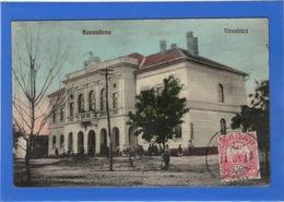 HONGRIE - KUNMADARAS, Aquarellée - Hungary