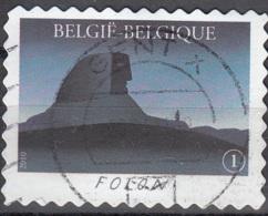 Belgique 2010 COB 4073 O Cote (2016) 1.70 Euro Art Folon L'étranger Cachet Rond - Gebraucht
