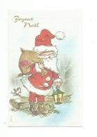 Joyeux Noel PERE NOEL Hotte Cadeaux - Santa Claus