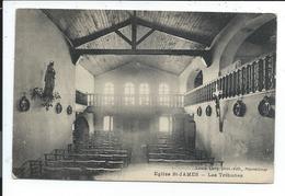 Montelimar Eglise St James , Les Tribunes - Montelimar