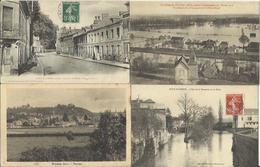 9060 Lot De 82 CPA Eure - Amortissement Garanti - France