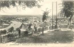 ANGOULEME PANORAMA PRIS DE LA PLACE DU PALET - Angouleme