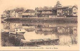THORIGNY ( 77 )  - Quai De La Marne - Lagny Sur Marne