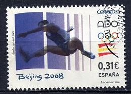 Espagne - Spain - Spanien 2008 Y&T N°4042 - Michel N°4337 (o) - 0,31€ Saut En Longueur - 1931-Aujourd'hui: II. République - ....Juan Carlos I