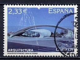 Espagne - Spain - Spanien 2006 Y&T N°3846 - Michel N°4141 (o) - 2,33€ Gare Routière De Casar De Caceres - 1931-Aujourd'hui: II. République - ....Juan Carlos I