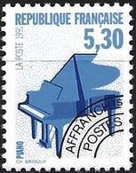 France 1992 - Mi 2880A - YT Po222 ( Musical Instruments : Piano ) MNH** - Préoblitérés