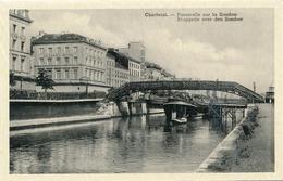 CP - Belgique -  Charleroi - Passerelle Sur La Sambre - Repro ? - Charleroi