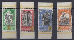 OOSTFRONT 1941 MILITAIRE FELDPOST VELDPOST LOT SERIE BELGIQUE BELGIUM BELGIEN ** - WW II