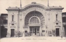 Asie - Tonkin - Hanoï - Cinéma Palace - Vietnam