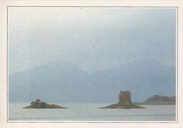 Carte  , ECOSSE , Loch Linnhe , Stalker Castle - Maps