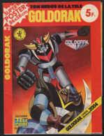 8777 M -  Goldorak Poster  (complet ) - Televisione