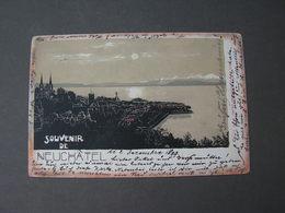Neuchatel  1899 - NE Neuchâtel