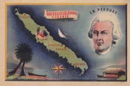 Nouvelle-Calédonie - Océanie - La Pérouse - Nouvelle Calédonie