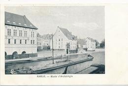 CPA - Belgique - Namur - Musée D'archéologie - Namen