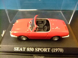 SEAT 850 SPORT 1970 - Carros