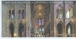 Souvenir Philatélique 2013 850è Anniversaire De La Cathédrale Notre-Dame De Paris Sous Blister Neuf Y&T 78 - Altri