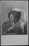 FRANS HALS Singender Knabe Enfant Chantant Joueur De Flûte Singing Boy Verso Style Viennois - Illustrateurs & Photographes