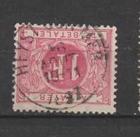COB 10 Oblitération HEYST-SUR-MER - Postzegels