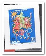 Italië 2018, Postfris MNH, Christmas - 1946-.. Republiek