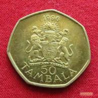 Malawi 50 Tambala 1996 KM# 30 - Malawi