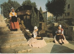 19 / 5 / 95. - PROVENCE  - PROVENÇALES À LA ROUE  - LISLE  -SUR- SORGUE  - C P M - Provence-Alpes-Côte D'Azur