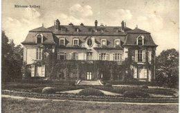 RHISNES- ARTHEY  Le Château. - La Bruyère