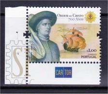 Portugal 2019 700 Anos Ordem Cristo  L'ordre Christ Order Ordina Infante D. Henrique Caravela Cartor - 1910-... République