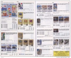 Katalog Michel Naher Osten 2013,1455 Farbseiten DVD-R Israel Verein. Arab. Emirate Dubai Kuwait Jemen Libanon Palästine - Stamps