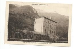 Chatillon En Diois - Ancienne Ecole Des Freres - Châtillon-en-Diois