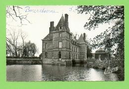 CPSM FRANCE 78  ~  BOURDONNE  ~  7693  Le Château Où Mourut José-Maria De Hérédia En 1905  ( Mignon Dentelée 1963 ) - France