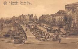 BRUXELLES - Mont Des Arts - Forêts, Parcs, Jardins