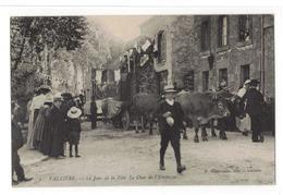 Vallière- Le Jour De Fête-Le Char De L'Empereur,-F. Guillaumin - Andere Gemeenten